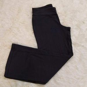 Nike   Dri-Fit Black Workout Pants